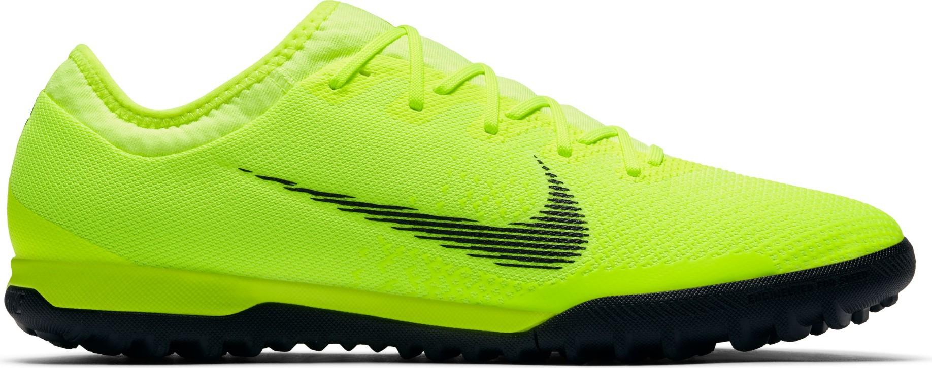 ffa03d0c0a1af Scarpe Calcetto Nike Mercurial VaporX XII Pro TF Always Forward Pack colore  Giallo Nero - Nike - SportIT.com