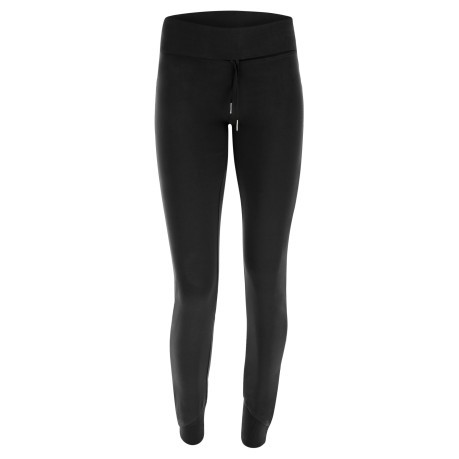 Leggings Donna Con Coulisse fronte
