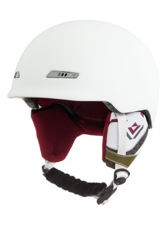 Casco Snowboard Donna Angie fronte