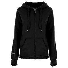 Sweatshirt Woman With Hood front