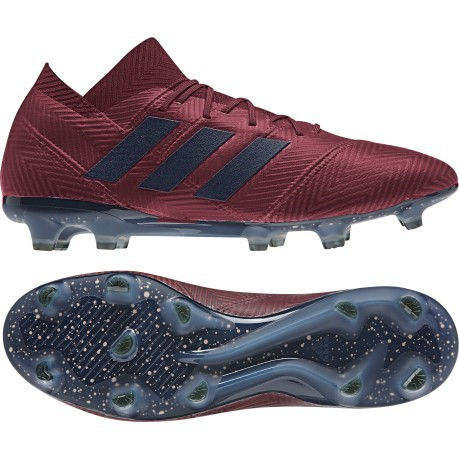 Aprovechar Docenas Brote  Adidas Football boots Nemeziz 18.1 FG Cold Mode Pack colore Brown - Adidas  - SportIT.com