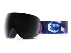 Mask Snowboard Open Stardust The One Black