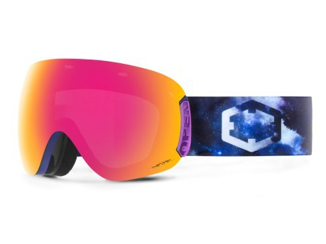 Maschera Snowboard Open Stardust The One Loto