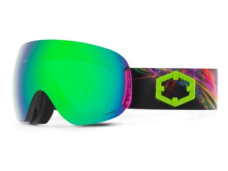 Maschera Snowboard Open 80S The One Quarzo