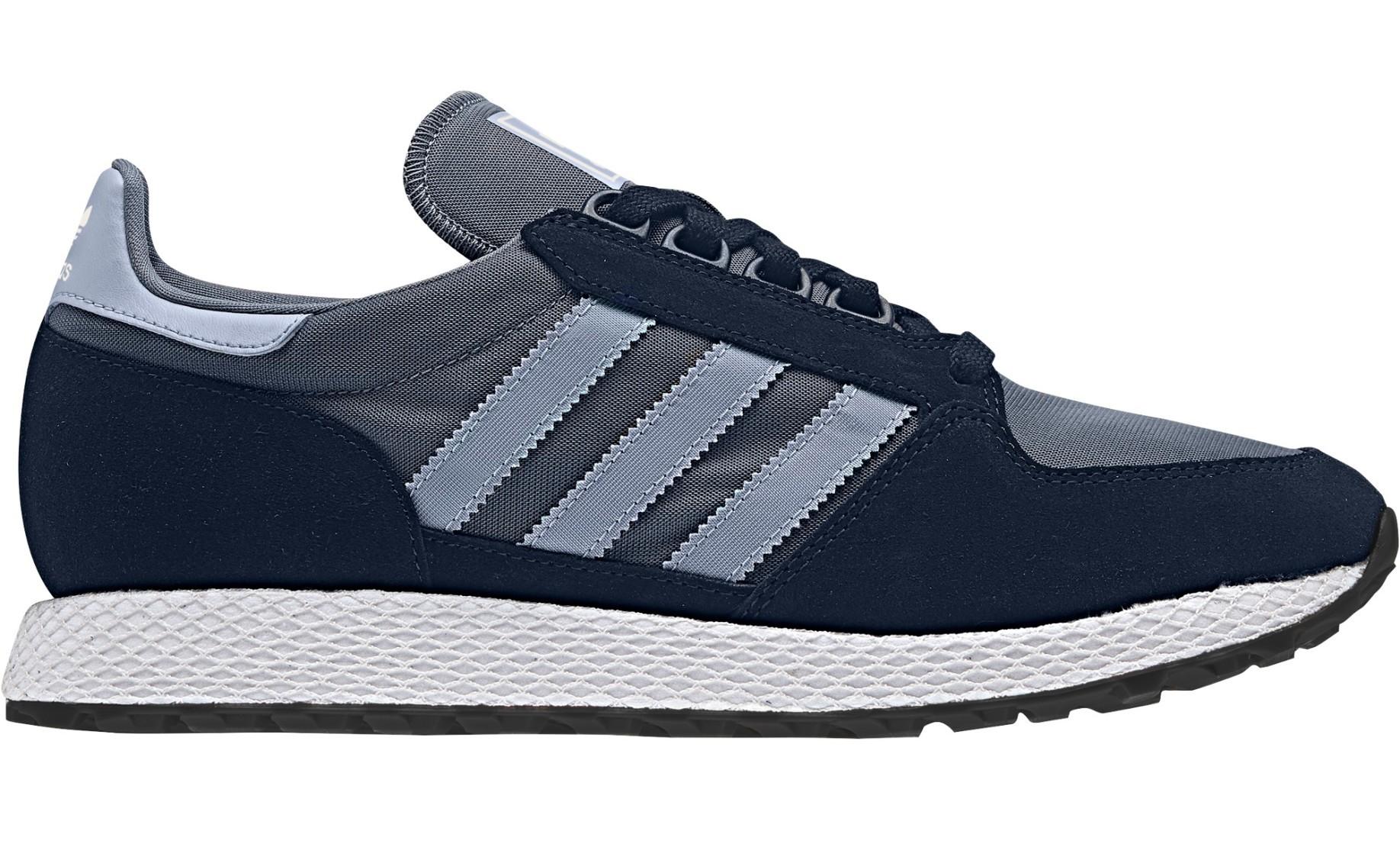 99286b8cd6dd Mens Shoes Forest Grove colore Blue Blue - Adidas Originals - SportIT.com