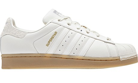 Adidas Scarpe Sneakers Donna Superstar Bianco B37147 Blanc