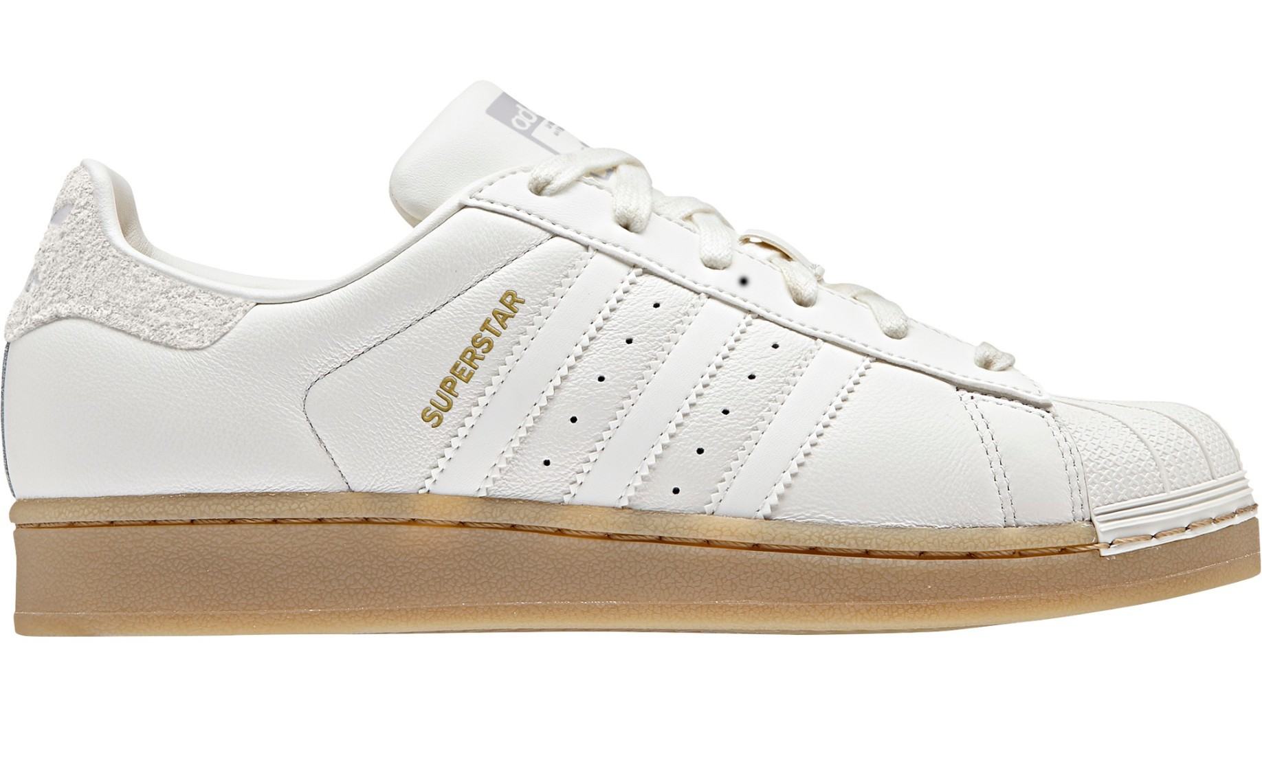 more photos b61b6 7ebf6 Shoes Women Superstar colore White Beige - Adidas Originals - SportIT.com