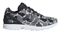 Scarpe Junior ZX Flux nero