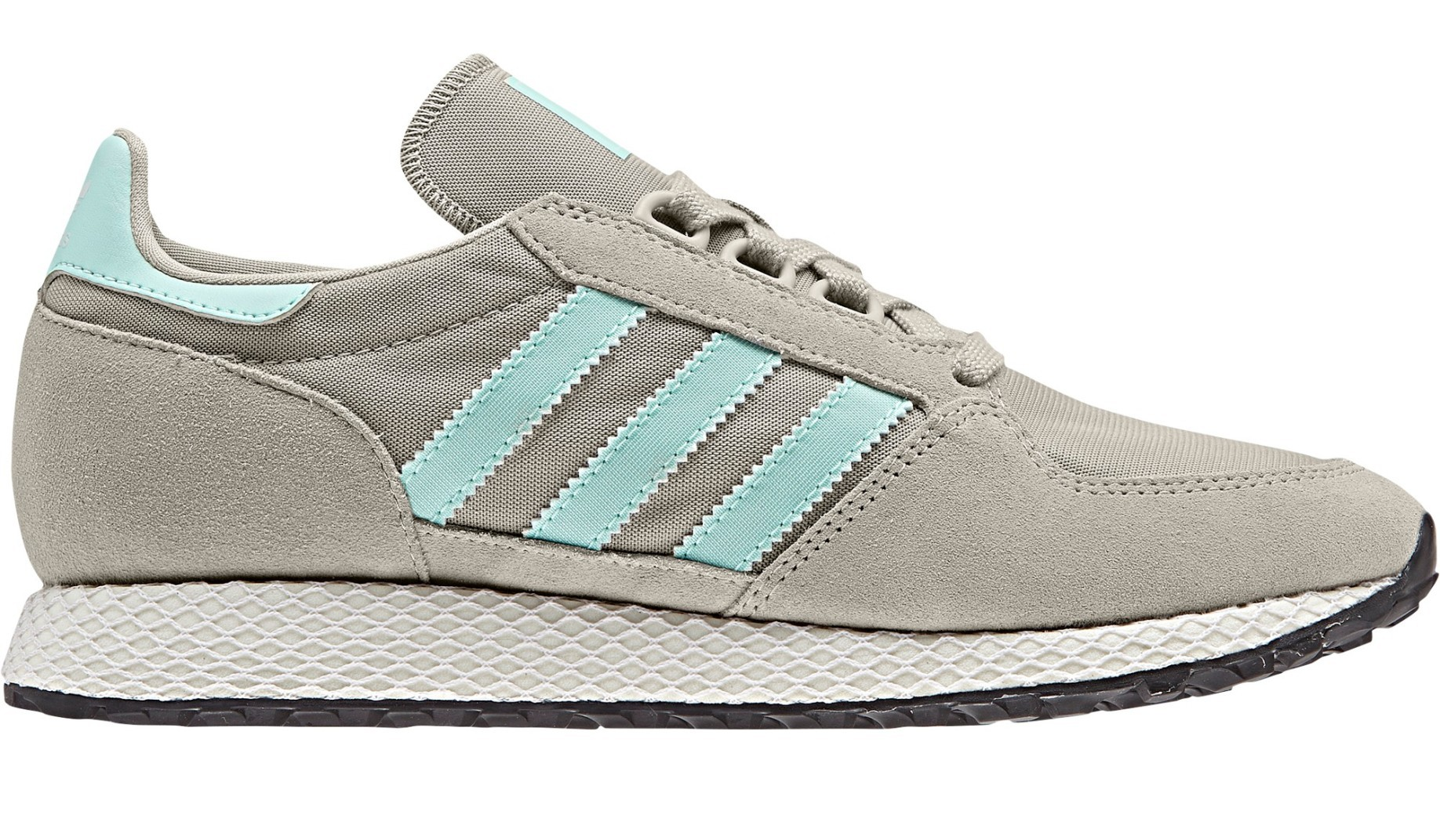 on sale e7e75 1753c Scarpe Donna Forest Grove W colore Grigio Verde - Adidas Originals -  SportIT.com