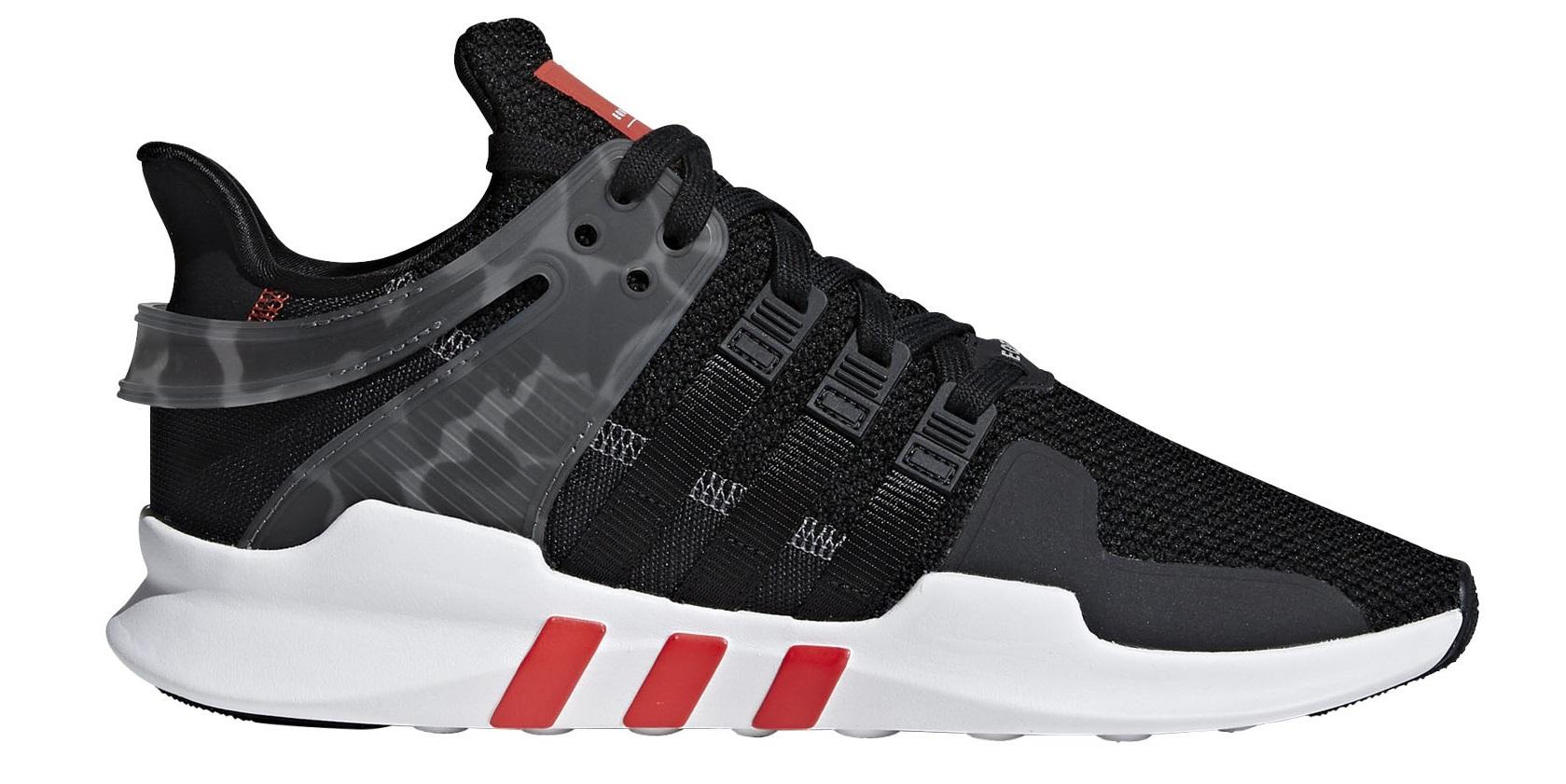 bd7ff76cebb5 Mens shoes EQT Bask ADV colore Black - Adidas Originals - SportIT.com