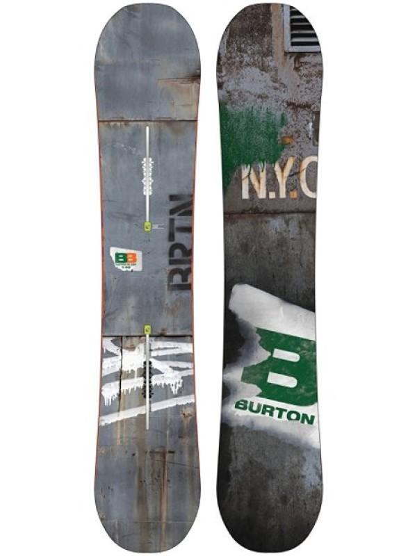 Tavola snowboard blunt 2014 burton - Tavola snowboard burton prezzi ...