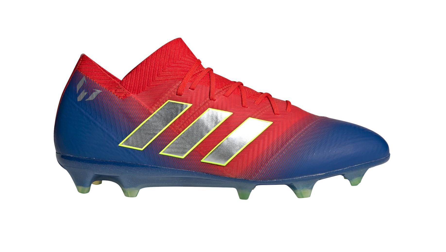 Scarpe Calcio Adidas Nemeziz Messi 18.1 FG Initiator Pack