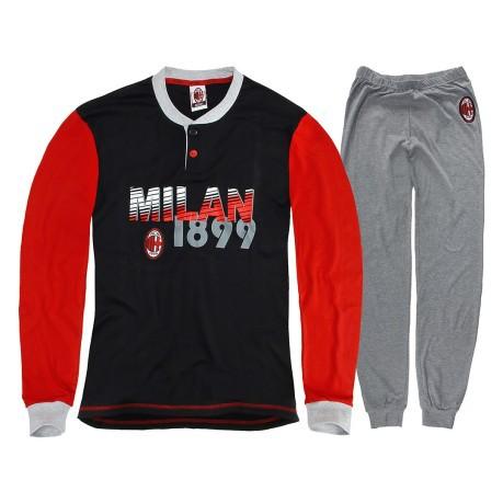 nuovi prodotti per stili classici nuovo stile Pigiama Milan 2014 ragazzo