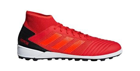 Fútbol 19 Adidas Predator Pack Iniciador Zapatos Rojo Colore 3 Tf De kTZiuOPwX