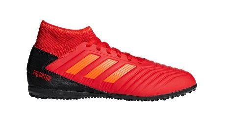 Schuhe Fussball Kinder Adidas Predator 19 3 Tf Initiator Pack