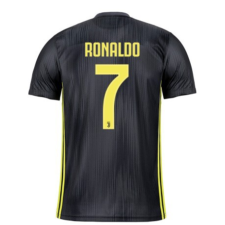 Maglia Juve Third 18/19 Cristiano Ronaldo