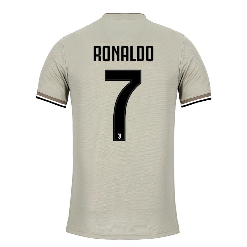 save off 0ff9f dde06 Jersey Juve Away 18/19 Cristiano Ronaldo