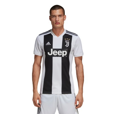 newest 374e0 b5bce Jersey Juve Home 18/19 Cristiano Ronaldo