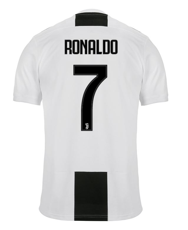 newest 17dc9 441f7 Jersey Juve Home 18/19 Cristiano Ronaldo