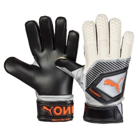 9d596bde8 Puma Goalkeeper Gloves One Protect 3 colore White Silver - Puma -  SportIT.com