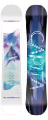 Tavola da Snowboard Capita Space Metal Fantasy bianco azzurro