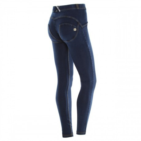 Pantaloni Donna WR-UP DENIM blu