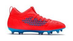 on sale 21e91 d4988 Scarpe Calcio Bambino Puma Future 19.3 FG AG Blue Red Pack