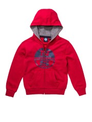 Hoody Junior Full Zip Sweater blue variant 1