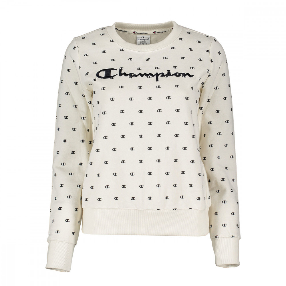 Sweatshirt women s American Classics Around colore White - Champion -  SportIT.com f5459642788