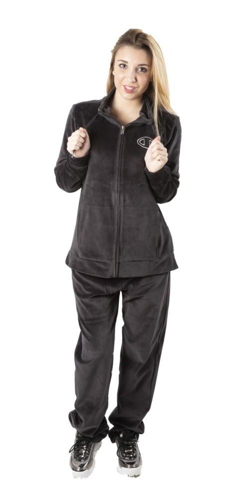 femmes Suit W-Easy Fit Velour FZ Champion
