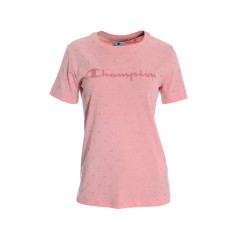 T-Shirt Women's W all-American Classic pink