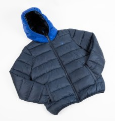 Jacket Junior Tech Fel blue