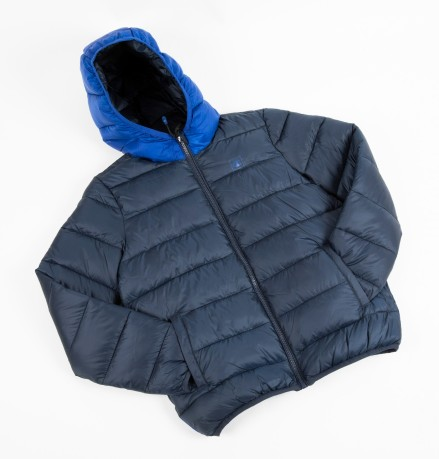 Giacca Junior Tech Fel blu