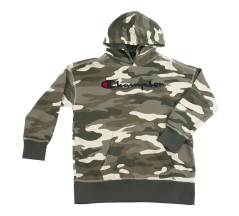 Hoody Junior Over Closed fantasy - green