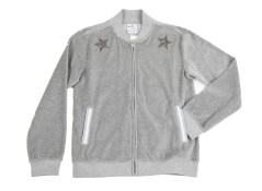 Hoody Junior Velour
