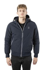 Men's Bomber jacket blue
