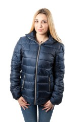 Jacket ladies W-Outdoor-Short-Hood