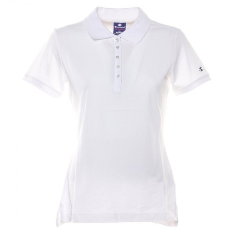 Polo Donna Light Piquet bianco
