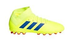 c1181f6a9e3 Football boots Adidas Nemeziz 18.3 AG Exhibit Pack