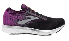 Running shoes Women's Ricochet black pink