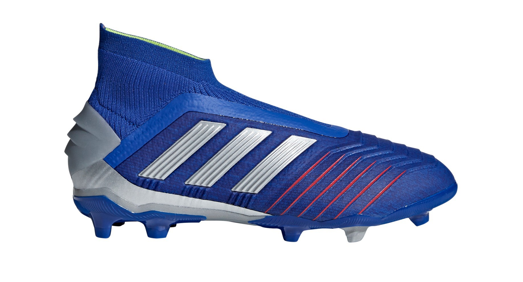 pretty nice df4fd b0cb0 Football boots Adidas Predator 19+ FG Exhibit Pack colore Blue Yellow -  Adidas - SportIT.com