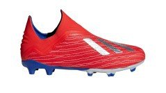 Football boots Child Adidas X 18+ FG Exhibit Pack