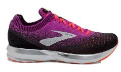 Ladies Running shoes Levitate 2 pink black