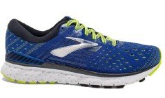 Mens Running shoes if transcend has 6 blue black