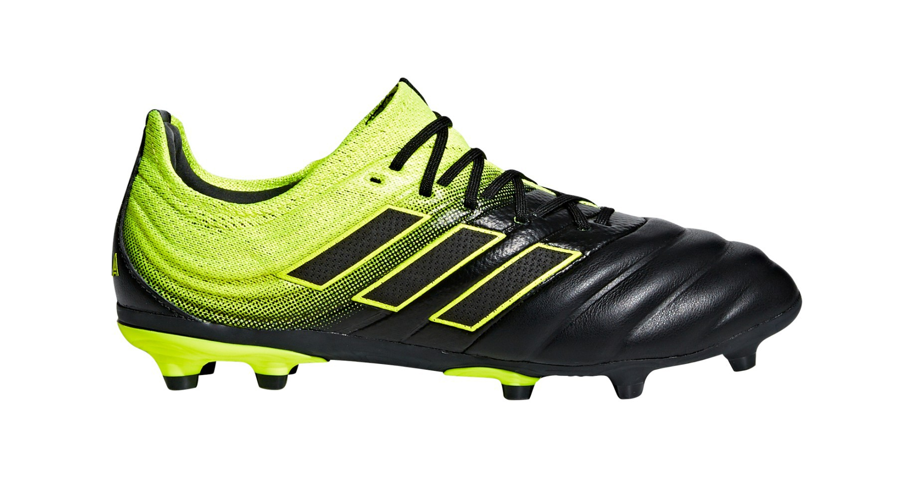 purchase cheap 7fc73 e4536 Football boots Adidas Copa 19.1 FG Exhibit Pack colore Black Yellow - Adidas  - SportIT.com