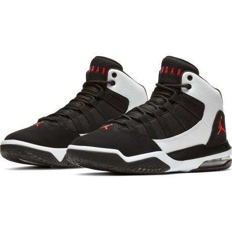 Perth Blackborough Correo donde quiera  Shoes Junior Jordan Max Aura colore White Black - Nike - SportIT.com