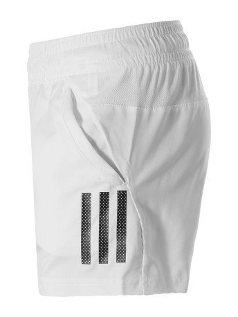 Short Junior 3 Stripes Club nero bianco