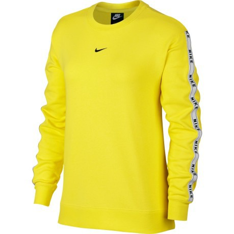 nike damen kapuzenjacke french terry
