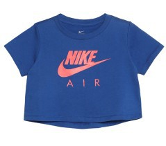 T - Shirt Junior Air blau