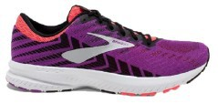 Ladies Running shoes Launch 6 purple black